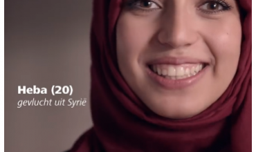 Social advertising: UAF campagne