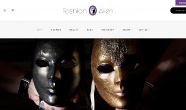 Fashion-Alien.com – website