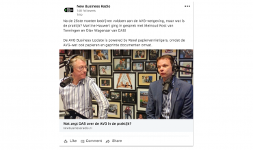 New Business Radio – podcast boost